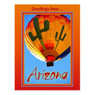 Briefkaart van Arizona Wens Kaarten