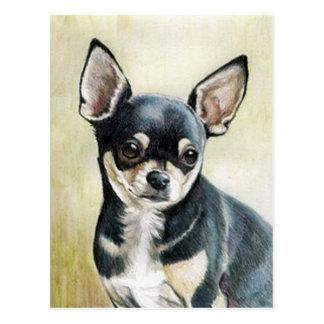 Briefkaart van de Kunst van Chihuahua het