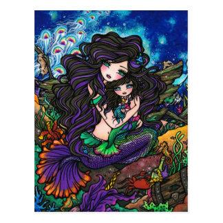 Briefkaart van de Kunst van de Fantasie van het