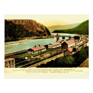 Briefkaart van de Reproductie van het Arsenaal van