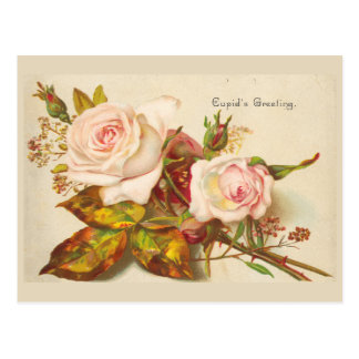 Briefkaart van Valentijn van de Groet van de