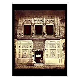 Briefkaart-vintage fotografie-Felice Beato 16