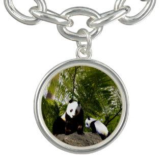 Brij en de Panda van het Baby, de Armband van de