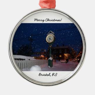 Bristol, RI Ornament
