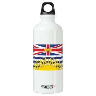 Brits Colombia Aluminium Waterfles