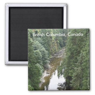 Brits Colombia, Canada Magneet