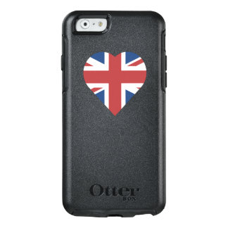 Brits Groot-Brittannië van de Vlag van Union Jack OtterBox iPhone 6/6s Hoesje