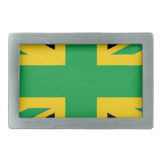 Brits - Jamaicaans Union Jack Gespen