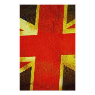 Britse Engeland Vlag Folder