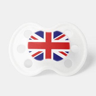 Britse fopspeen | van het vlagbaby het ontwerp van