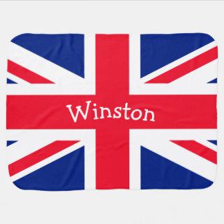 Britse Union Jack Britse Patriottische Vlag Inbakerdoek