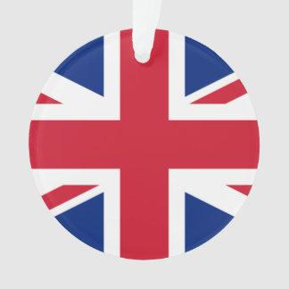 Britse vlag ornament