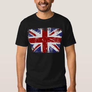 Britse Vlag Union Jack Punk Grunge