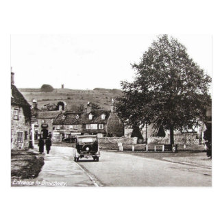 Broadway, Worcestershire Briefkaart