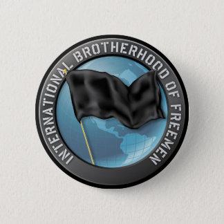 Broederschap van Freemen Knoop Ronde Button 5,7 Cm