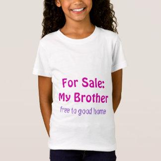 Broer voor de T-shirt van de Jeugd van de Verkoop