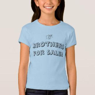 Broers voor verkoop, 25c t shirt