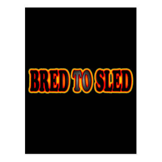 Brood aan Slee Briefkaart