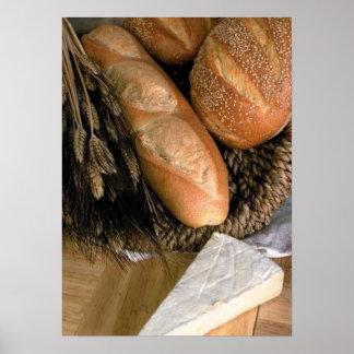 Brood & Kaas Poster