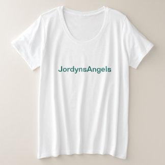 Broodje van de T-shirt van JordynsAngels het
