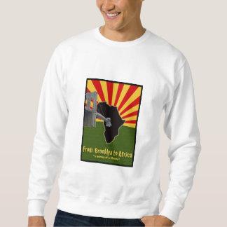 Brooklyn aan het Basissweatshirt van Afrika Trui