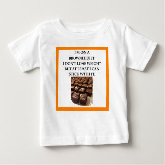 BROWNIES BABY T SHIRTS