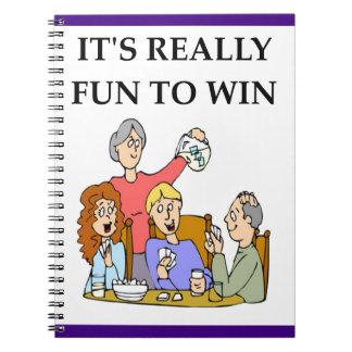 brug notitieboek