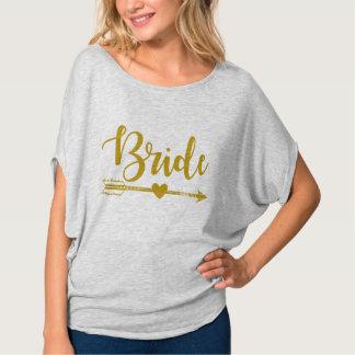 Bruid/de Stam van de Bruid met pijl T Shirt