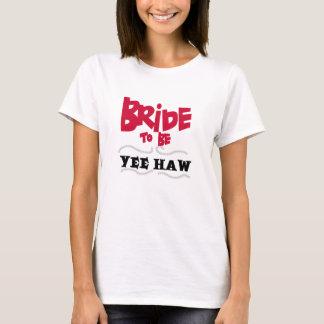 Bruid om Hagedoorn te zijn Yee T Shirt
