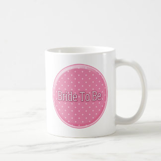 Bruid om te zijn koffiemok