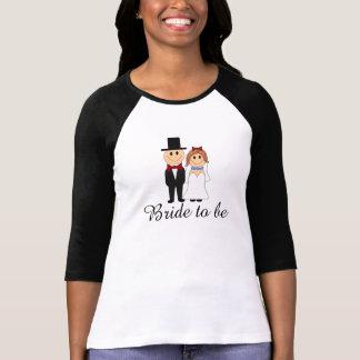 Bruid om te zijn -- T-shirt