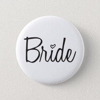 Bruid Ronde Button 5,7 Cm