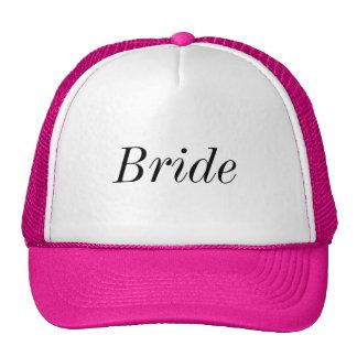 Bruid Trucker Cap