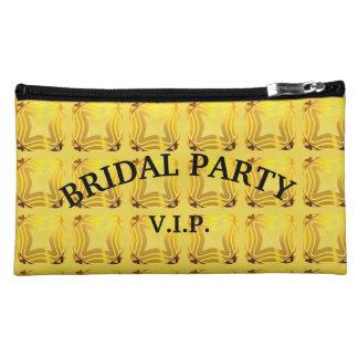 Bruids V.I.P. van de Partij Kosmetische Zak Cosmetica Tasje
