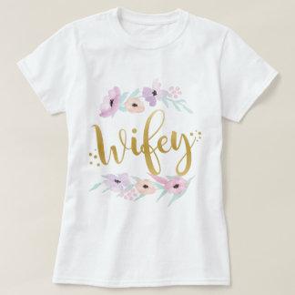 Bruidsmeisjes van de T - shirts van de T-shirt van
