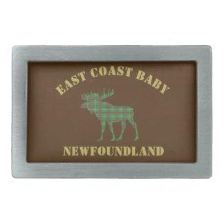 Bruine de riemgesp van Newfoundland van het Baby Gespen