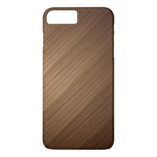Bruine iPhone 7 van Apple plus, nauwelijks daar iPhone 8/7 Plus Hoesje