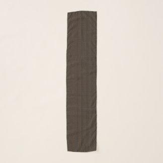 Bruine Zwarte van de Pijlen van Boho de Azteekse Sjaal