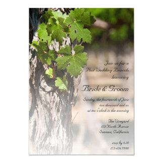 Brunch van het Huwelijk van de Wijnmakerij van de Kaart