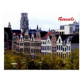 Brussel Briefkaart