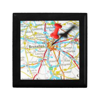 Brussel, Brussel, Brussel in België Decoratiedoosje