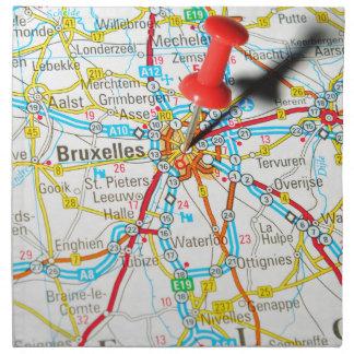 Brussel, Brussel, Brussel in België Servet