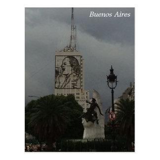 Buenos aires - Torre DE los Ingleses Briefkaart