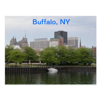 Buffels, NY Briefkaart