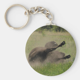 Buffels op Gebied Sleutelhanger