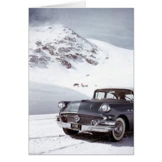 Buick en de Berg van Colorado Kaart