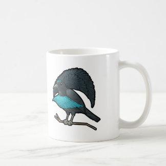 Buitengewoon vogel-van-Paradijs Koffiemok
