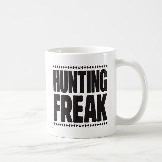 Buitenissige de jacht koffiemok