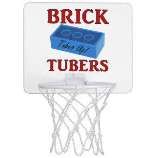 Buizen op Hoepel Mini Basketbalring