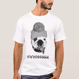 Buldog - Wwwhhhaaa T Shirt